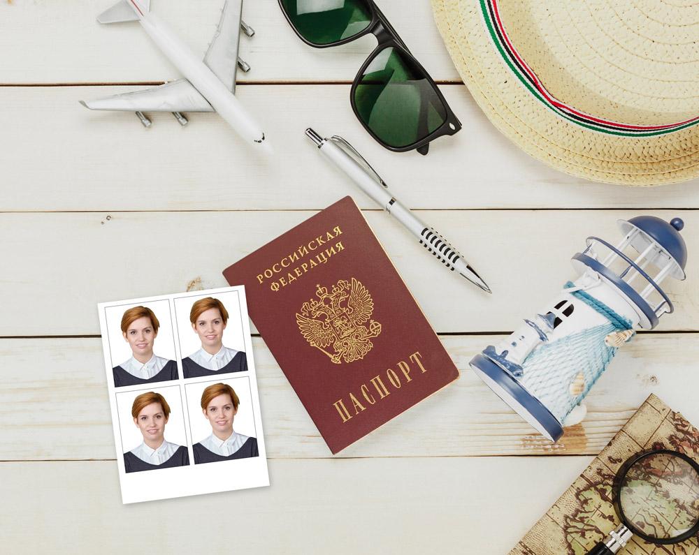 Требования к фото на загранпаспорт старого образца
