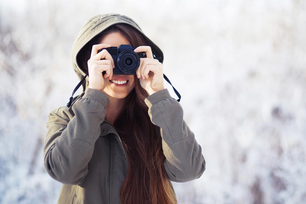 Статьи про фотографирование